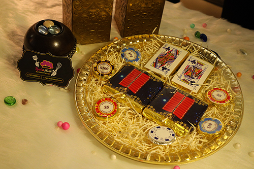 Cracker with Poler theme