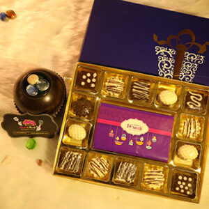 Diwali Bar with Designer Chocolates2