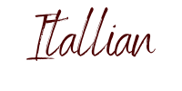Itallian Food